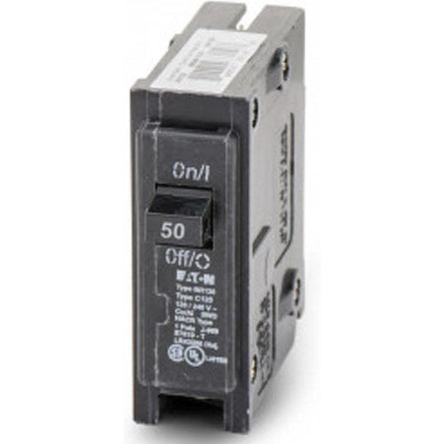 EATON CUTLER HAMMER 1 POLE 50A CIRCUIT BREAKER BR150-EATON-DEALER SOURCE-Default-Covalin Electrical Supply