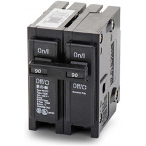 EATON CUTLER HAMMER 2 POLE 90A CIRCUIT BREAKER BR290-EATON-DEALER SOURCE-Default-Covalin Electrical Supply
