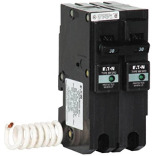 SURGE -2 POLE 120/240V PROTECTIVE DEVICE TYPE 2-EATON-DEALER SOURCE-Default-Covalin Electrical Supply