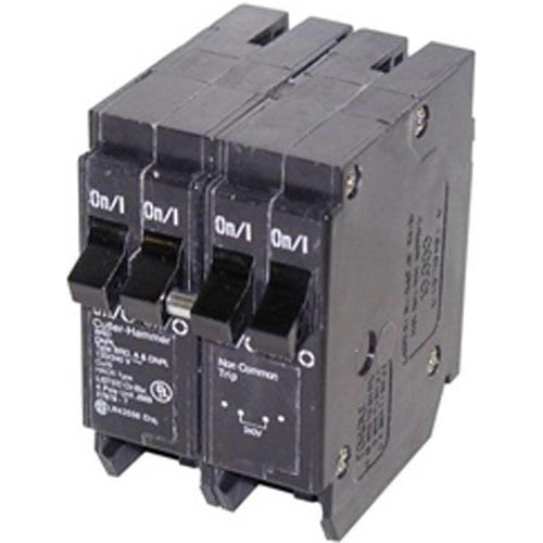 EATON CUTLER HAMMER 15A QUAD CIRCUIT BREAKER DNLP151515-EATON-DEALER SOURCE-Default-Covalin Electrical Supply