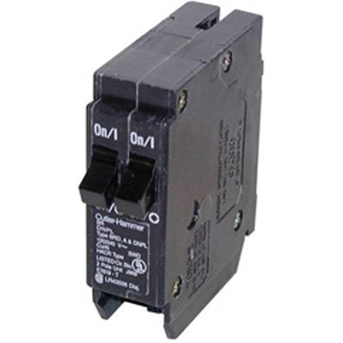 EATON CUTLER HAMMER 15A TANDEM CIRCUIT BREAKER DNPL1515-EATON-DEALER SOURCE-Default-Covalin Electrical Supply