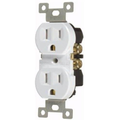 15A STANDARD DUPLEX RECEPTACLE-VISTA-VISTA-Default-Covalin Electrical Supply
