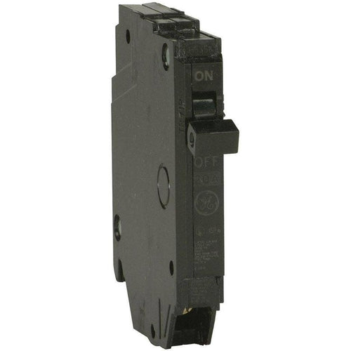 GENERAL ELECTRIC 1 POLE 15A PUSH IN CIRCUIT BREAKER THQP115-GENERAL ELECTRIC-DEALER SOURCE-Default-Covalin Electrical Supply