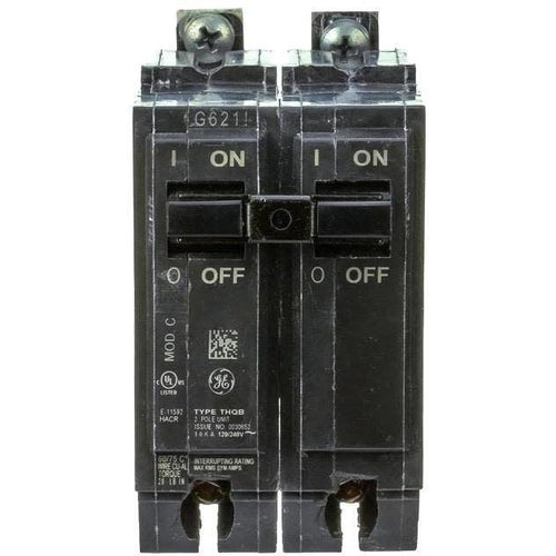 GENERAL ELECTRIC 2 POLE 40A BOLT ON BREAKER THQB2140-GENERAL ELECTRIC-DEALER SOURCE-Default-Covalin Electrical Supply