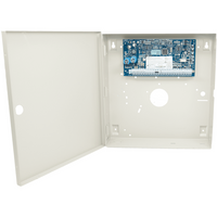 DSC NEO 8-128Z CONTROL PANEL IN A LARGE CABINET-DSC SECURITY-ANIXTER-Default-Covalin Electrical Supply