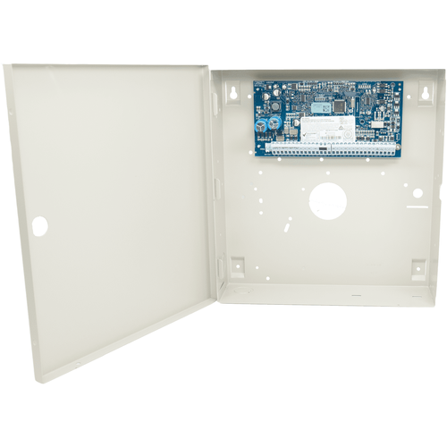 DSC NEO 8-32Z CONTROL PANEL IN A LARGE CABINET-DSC SECURITY-ANIXTER-Default-Covalin Electrical Supply