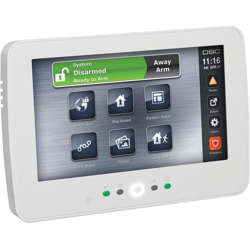 DSC NEO TOUCHSCREEN KEYPAD-DSC SECURITY-ANIXTER-Default-Covalin Electrical Supply