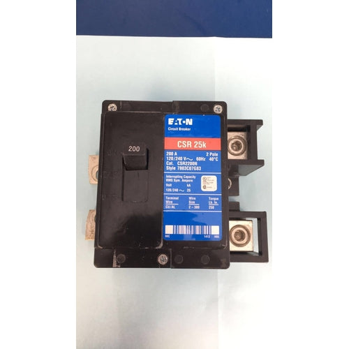 EATON 200A MAIN BREAKER-EATON-VAUGHAN-Default-Covalin Electrical Supply