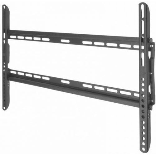 ULTRA SLIM FLAT SCREEN TV WALL BRACKET - FITS 37'' TO 80'' - AVF-TECHCRAFT-COMPUTER PLUG-Default-Covalin Electrical Supply
