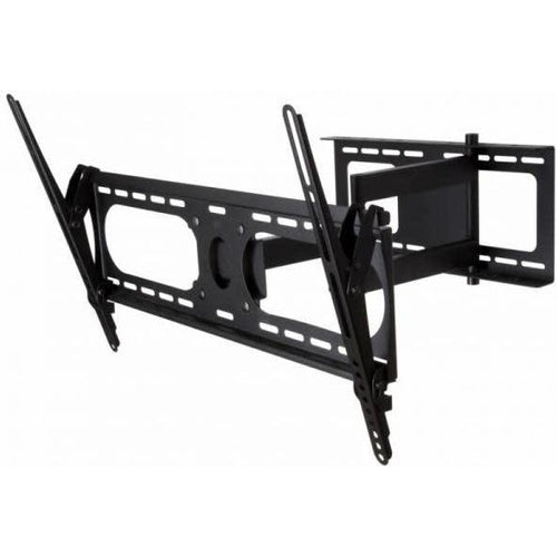 AVF LARGE TILT & SWING FLAT SCREEN TV WALL BRACKET - FITS 37''-80''-TECHCRAFT-COMPUTER PLUG-Default-Covalin Electrical Supply