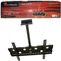 UNIVERSAL LCD/PLASMA TV CEILING MOUNT - FITS 32''-60''-TECHCRAFT-COMPUTER PLUG-Default-Covalin Electrical Supply