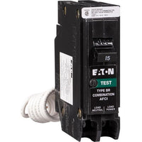 15 AMP - SINGLE POLE - COMBIMATION AFCI BREAKER WITH PIGTAIL-EATON-VAUGHAN-Default-Covalin Electrical Supply