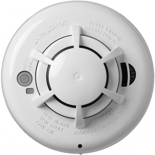 DSC NEO POWERG WIRELESS SMOKE AND HEAT DETECTOR-DSC SECURITY-ANIXTER-Default-Covalin Electrical Supply