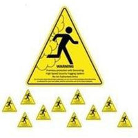 SECUREFOG WARNING DECALS-AZCO-AZCO TECHNOLOGIES-Default-Covalin Electrical Supply