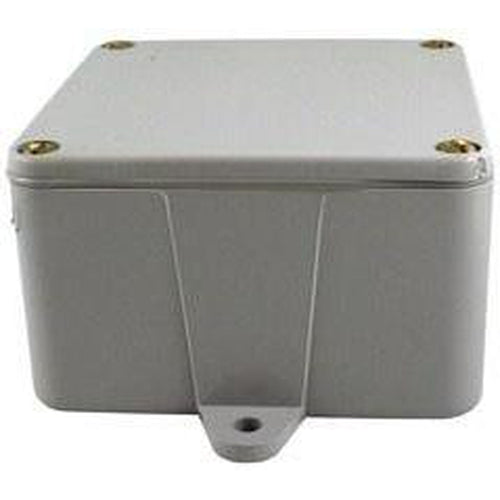 4X4X4 DEEP PVC JUNCTION BOX W/ GASKET-NAPCO-NAPCO-Default-Covalin Electrical Supply