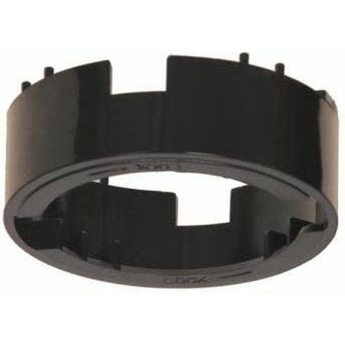 PUK SURFACE MOUNT ADAPTER, BLACK ***NEW***-ORTECH-CROWN DISTRIBUTION-Default-Covalin Electrical Supply