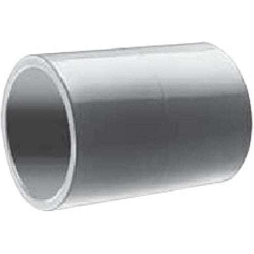 1-1/2'' PVC COUPLING-IPEX-QUERMBACK-Default-Covalin Electrical Supply