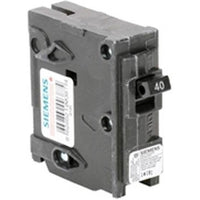 SIEMENS 1 POLE 40A PUSH-IN CIRCUIT BREAKER Q140-SIEMENS-DEALER SOURCE-Default-Covalin Electrical Supply