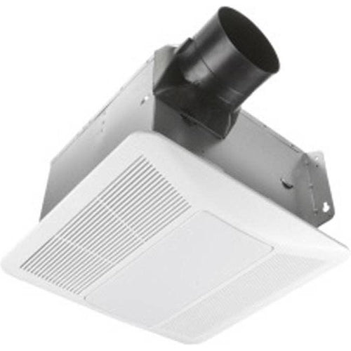 ULTRA QUIET 90 CFM BATH FAN WITH LIGHT-VISTA-VISTA-Default-Covalin Electrical Supply