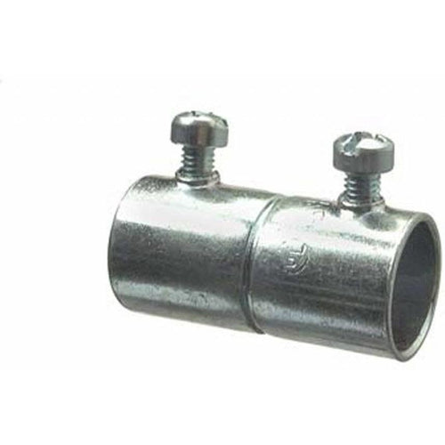 1/2'' SET-SCREW COUPLINGS-HALEX-HALEX-Default-Covalin Electrical Supply