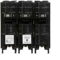 SIEMENS 3 POLE 35A PUSH-IN CIRCUIT BREAKER Q335-SIEMENS-DEALER SOURCE-Default-Covalin Electrical Supply