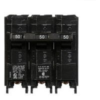 SIEMENS 3 POLE 50A PUSH-IN CIRCUIT BREAKER Q350-SIEMENS-DEALER SOURCE-Default-Covalin Electrical Supply