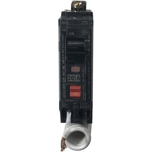 GENERAL ELECTRIC 1 POLE 20A BOLT ON GROUND-FAULT BREAKER THQB1120GFT-GENERAL ELECTRIC-DEALER SOURCE-Default-Covalin Electrical Supply