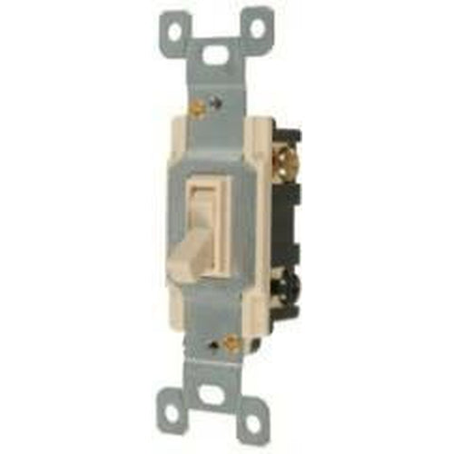15A TOGGLE SWITCH - 3 WAY - IVORY-VISTA-VISTA-Default-Covalin Electrical Supply