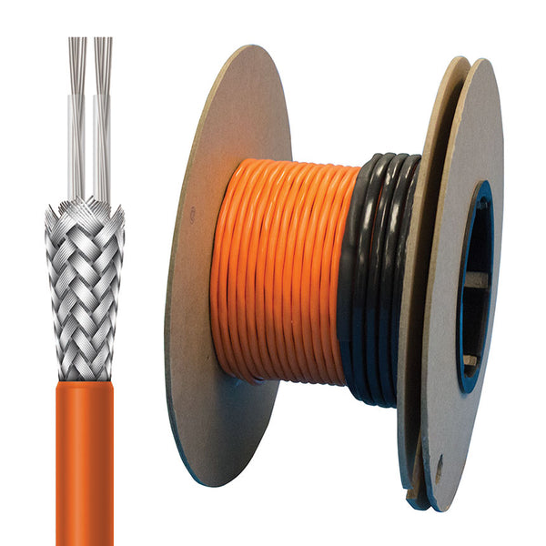 240V 104.8 SQUARE FOOT IN FLOOR HEATING CABLE