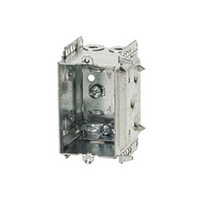2304-LHTQ1 GANGABLE DEVICE BOX IG 3'' X 2'' X 2-1/2''-ORTECH-CROWN DISTRIBUTION-Default-Covalin Electrical Supply