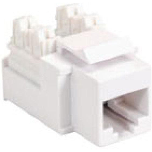 CAT5E RJ45 110 TYPE 90 KEYSTONE JACK T568A/B-TECHCRAFT-COMPUTER PLUG-Default-Covalin Electrical Supply