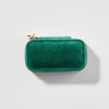 Ms. Green Daily Jewelry Pouch _ Green