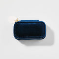 Ms. Green Daily Jewelry Pouch _ Navy