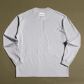 [KANEITEI X UMB] Logo Long Sleeve (Grey)