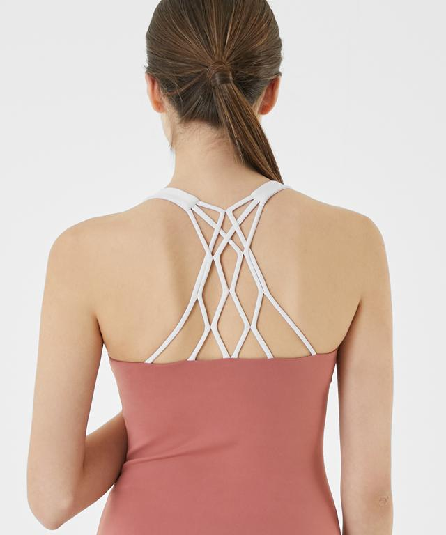 Diamond Strappy Top