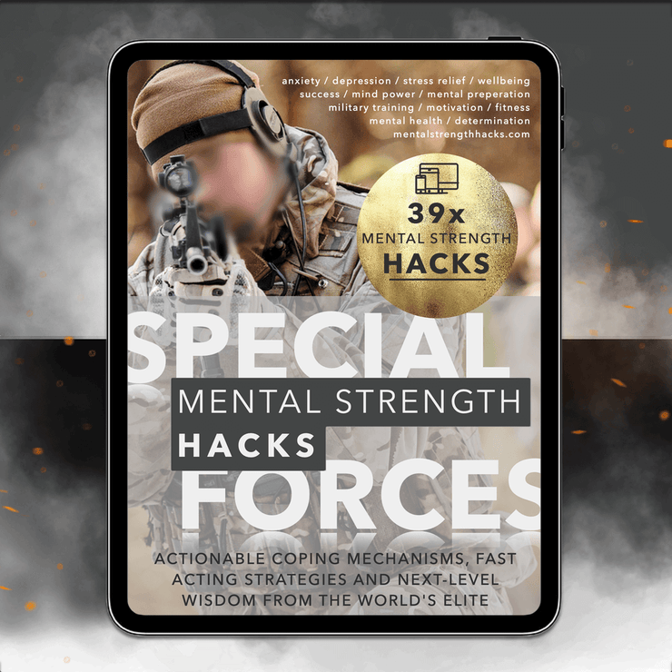 28-DAY MENTAL STRENGTH HACKS CHALLENGE EBOOK