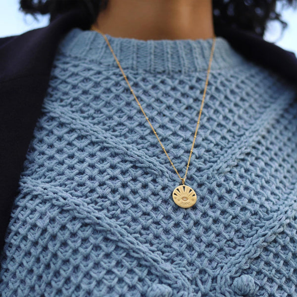 Gold Inspire Amulet Necklace Necklaces Missoma