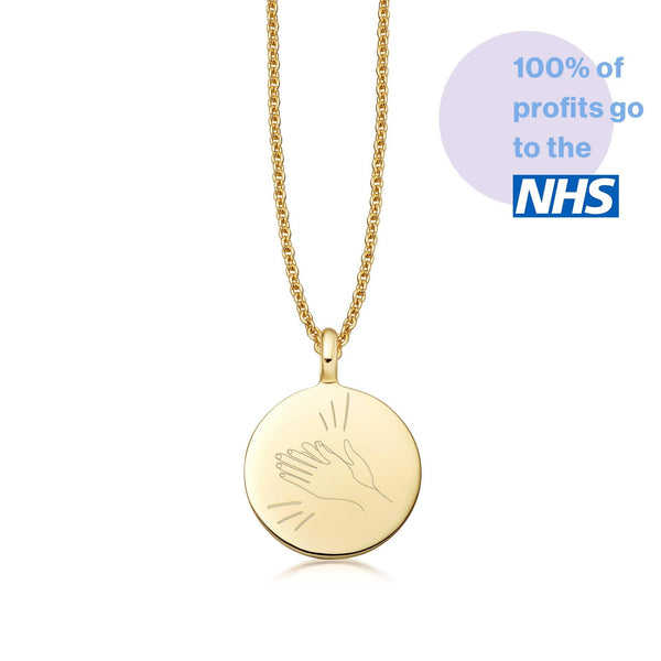 NHS Round of Applause Necklace Necklaces Missoma Limited