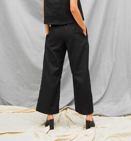 Straight Leg Pant - Consciously