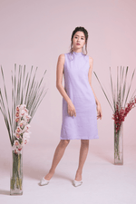 Everyday Cheongsam Dress - Consciously