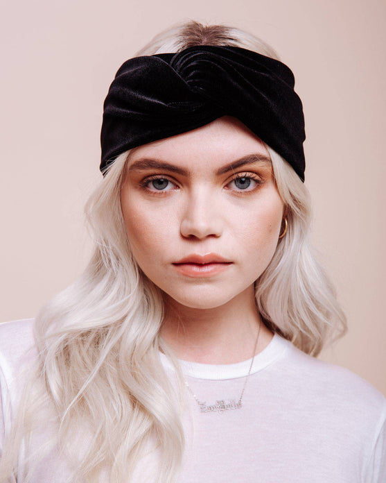 The Ozzy Velvet Turban - Consciously