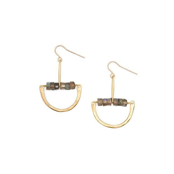 Maud Earrings - Consciously