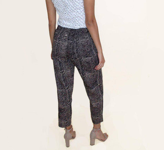 Midnight Dusk Crop Pants - Consciously