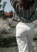 Wide Leg Cargo Pants - Consciously
