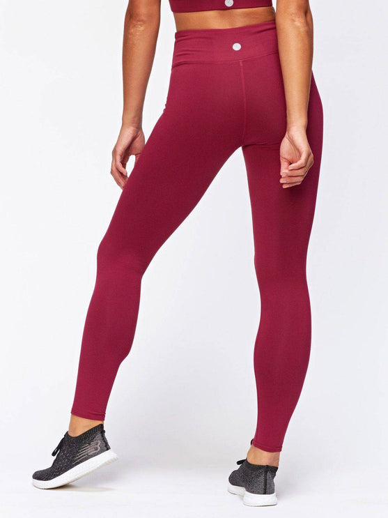 Monica High Rise Leggings - Consciously