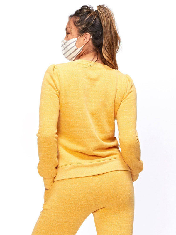 Joslyn Triblend Pullover - Consciously