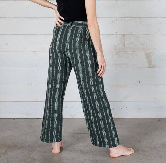 Wide Leg Pants - Consciously