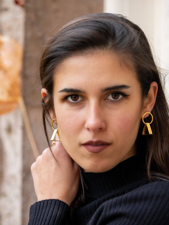 Stories Earrings Earrings Saeyri
