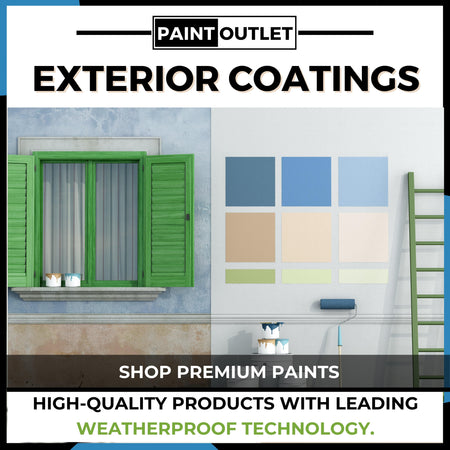 Exterior Coatings | PaintOutlet247