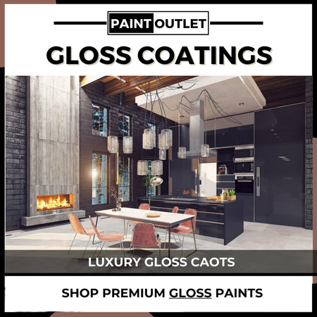 Gloss Coatings | PaintOutlet247